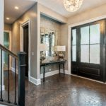 Modern Farmhouse Foyer Glenview