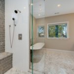 Modern Farmhouse Master Bath Glenview