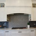 Kitchen Stove Backsplash