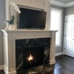 Fireplace Marble Surround