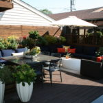 City Living Rooftop Deck