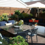 Outdoor Living Patio Garden